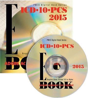PMIC ICD-10-PCS ebook, 2015