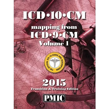 PMIC ICD-10-CM Mapping Book, 2015