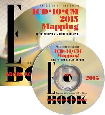 PMIC ICD-10-CM Mapping ebook, 2015