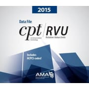 AMA CPT/RVU Data Files, Single User, 2015