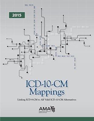 AMA ICD-10-CM Mappings 2015