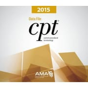 AMA CPT Data Files 2-10 Users, 2015