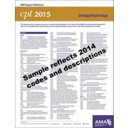 AMA 2015 Express Reference Coding Cards for CPT, Urology/Nephrology