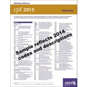 AMA 2015 Express Reference Coding Cards for CPT, Gynecology