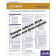 AMA 2015 Express Reference Coding Cards for CPT, ENT