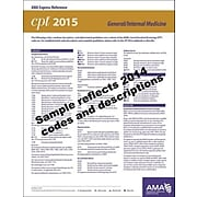 AMA 2015 Express Reference Coding Cards for CPT®; General/Internal Medicine