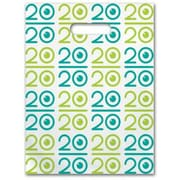 Small Scatter-Print Supply Bags, 20/20