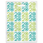 Large Scatter-Print Supply Bags, 20/20