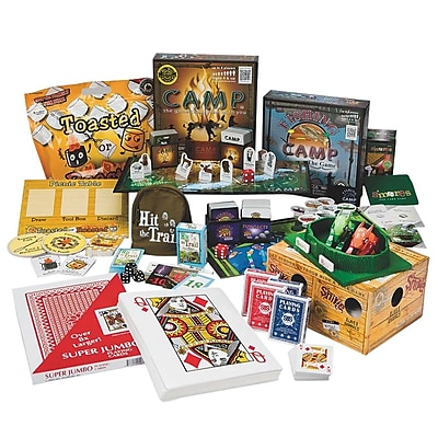 S&S Worldwide Camp in a Box Easy Pack, 11/Pack
