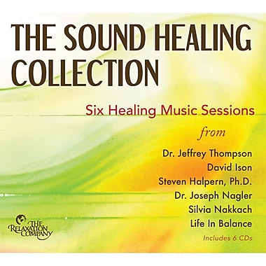 Sounds True Sound Healing Music Collection, 6/Pack