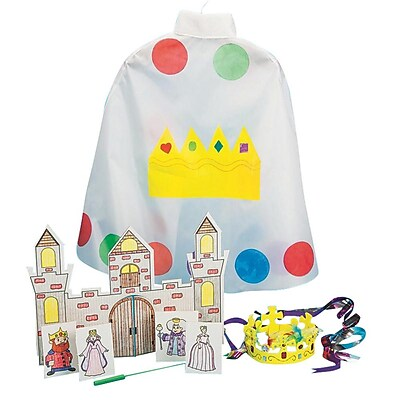 S&S Worldwide Fairy Tales Easy Pack, 12/Pack