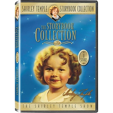Legend Films Shirley Temple Storybook Collection, 6/Pack