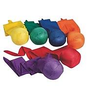 Spectrum Soft Touch Tail Balls, 6/Set (W11472)
