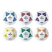 Mikasa Sports Soft Soccer Ball, Size 4, 6/Set