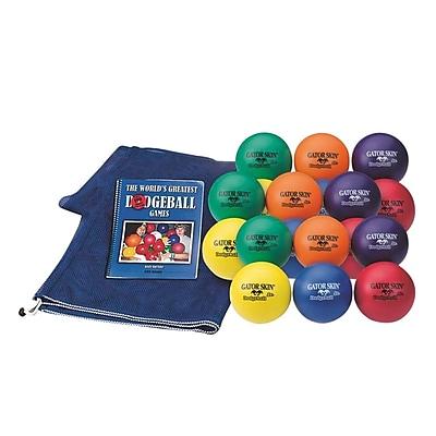 S&S Worldwide Gator Skin Dodgeball Easy Pack