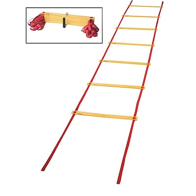 S&S Worldwide 20' Economy Agility Ladder