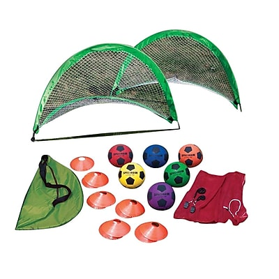 S&S Worldwide Youth Soccer Easy Pack, 48
