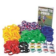 Spectrum Step Pedometer Multicolor Easy Pack