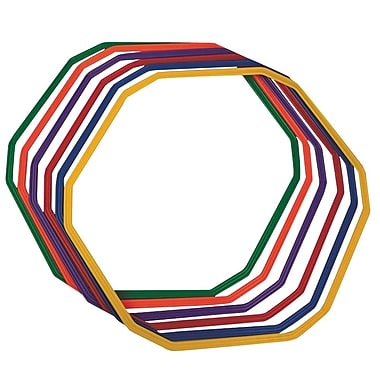 JBEC 12-Sided Agility Rings, 28
