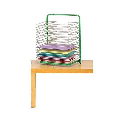 EDX Education Desk Top/Wall Mounted Art Drying Rack