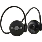 Avantree Jogger Pro Portable Sports Behind the head Bluetooth Headphones and Microphone with Aptx (BTHS-AS6P-BLK)