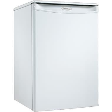 Danby Designer 2.6-Cubic Feet Compact Refrigerator, White