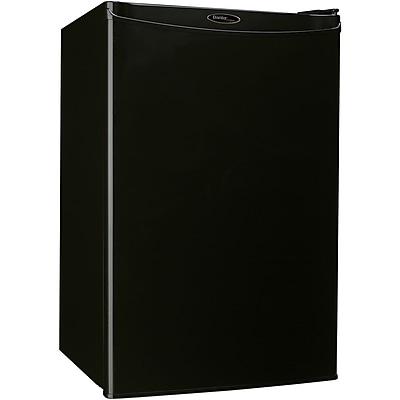 Danby 4.4-Cubic Feet Mini Refrigerator, Black