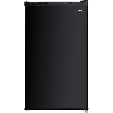 Danby 3.2-Cubic Feet Compact Refrigerator, Black