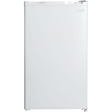 Danby 3.2-Cubic Feet Compact Refrigerator, White