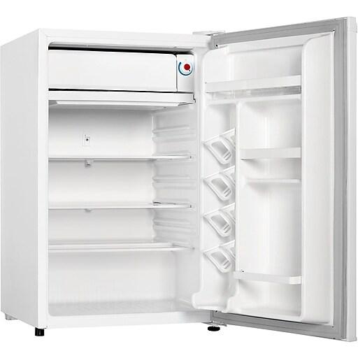 Danby Designer 4.4 Cu. Ft. Refrigerator, White (DCR044A2WDD)