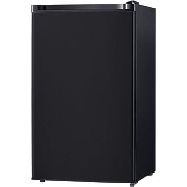 Keystone Energy Star 4.4 Cubic Feet Single Door Refrigerator With Freezer,  Black