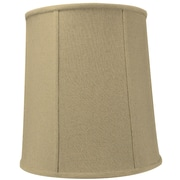 Home Concept 14'' Linen Drum Lamp Shade