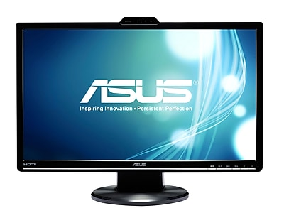 ASUS® VK248H-CSM Full HD Adjustable Widescreen LED LCD Monitor, 24