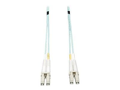 Tripp Lite Duplex Multimode Fiber Patch Cable, OM3, LSZH
