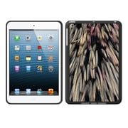 Centon IASV1BM-FTR-02 OTM Feather Collection Case for Apple iPad Air, Black Matte, Wings
