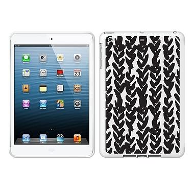 Centon IASV1WG-BOW-03 OTM Black/White Collection Case for Apple iPad Air, White Glossy, Hearts