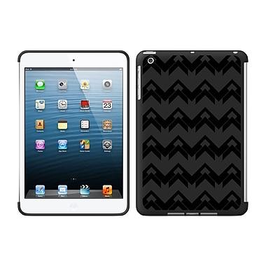 Centon IMV1BM-BOB-02 OTM Black/Black Collection Case for Apple iPad Mini, Black Matte, Herringbone