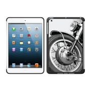 Centon IMV1BM-RGD-03 OTM Rugged Collection Case for Apple iPad Mini, Black Matte, Motorcycle