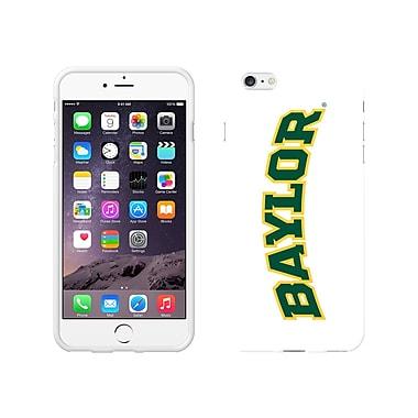 Centon Classic Case iPhone 6 Plus, White Glossy, Baylor University