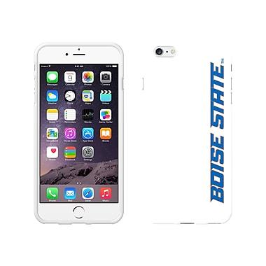 Centon Classic Case iPhone 6 Plus, White Glossy, Boise State University