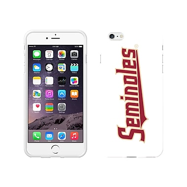 Centon Classic Case iPhone 6 Plus, White Glossy, Florida State University