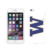 Centon Classic Case iPhone 6 Plus, White Glossy, University of Washington