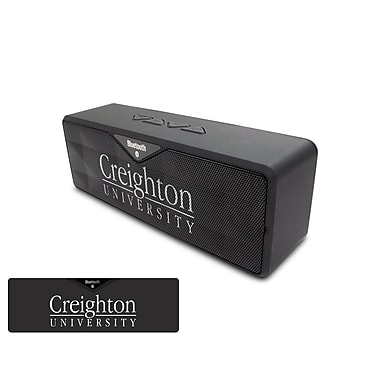 Centon Bluetooth Sound Box S1-SBCV1-CREI2 Wireless, Creighton University V2