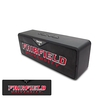 Centon Bluetooth Sound Box S1-SBCV1-FAIR Wireless, Fairfield University