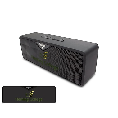 Centon Bluetooth Sound Box S1-SBCV1-FLEM Wireless, Fleming College