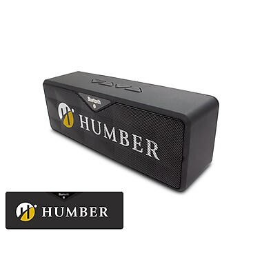 Centon Bluetooth Sound Box S1-SBCV1-HC Wireless, Humber College