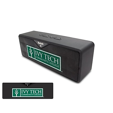 Centon Bluetooth Sound Box S1-SBCV1-IVY Wireless, Ivy Tech Community College