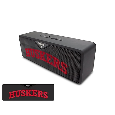 Centon Bluetooth Sound Box S1-SBCV1-NEB Wireless, University Of Nebraska