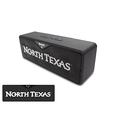 Centon Bluetooth Sound Box S1-SBCV1-UNT Wireless, University Of North Texas