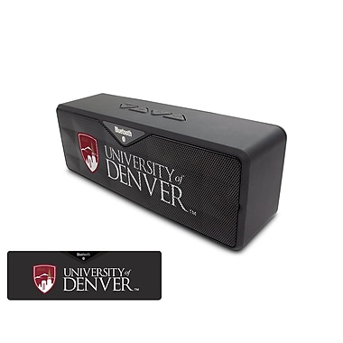Centon Bluetooth Sound Box S1-SBCV1-UOD2 Wireless, University Of Denver V2